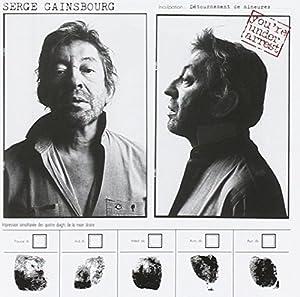 Serge gainsbourg you 39 re under arrest music for Gainsbourg vu de l exterieur