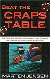 Beat the Craps Table!, Marten Jensen, 1580420931