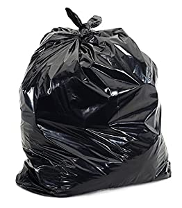 9. ToughBag Trash Bags, For 55 Gallon, 50 Count