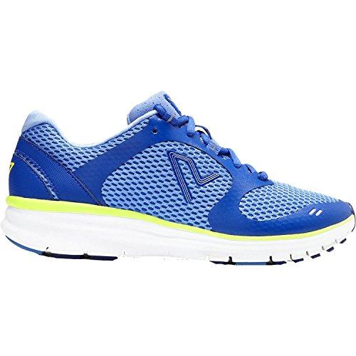 Vionic Women's Elation Active Sneaker Blue Yellow 11 M