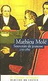 Souvenirs de jeunesse (1793-1803) par Molé