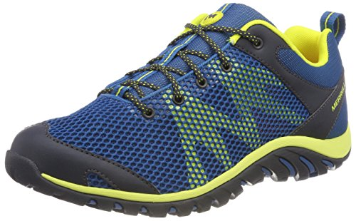 Sandales Mixte Sport Uk Multicolore 7 Adulte 677338690670 Merrell Rouge De multicolour RwxERd