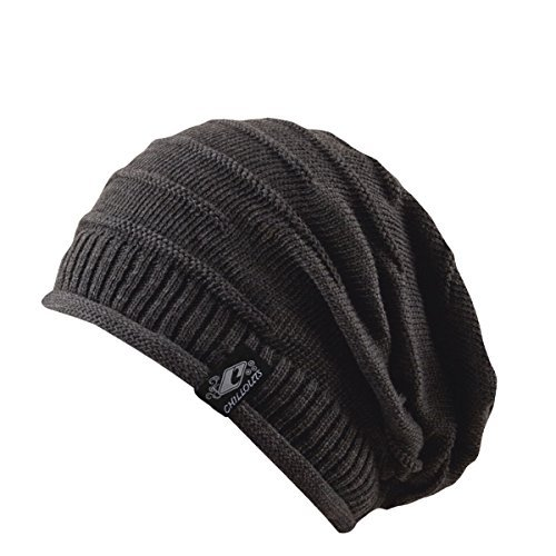 grey grey by Size Size Chillouts Adults' Longbeanie One Erik CHILLOUTS Hat pqxpZRFfw