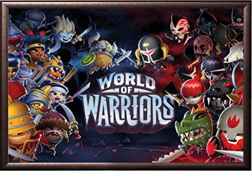 Framed RPG - Ninjas, Aztecs, Knights, Vikings - World Of War