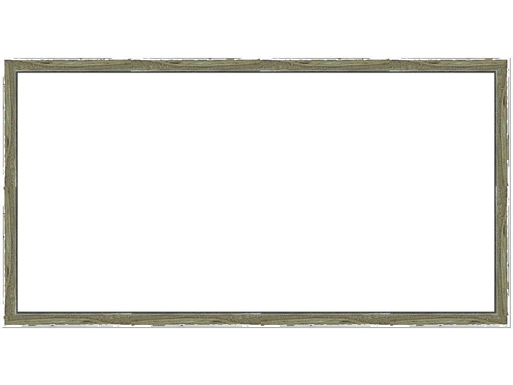 ラーソンジュールニッポン 額縁 D816 グリーン 50×25 アクリル D816233 B005HV07DM 50×25|グリーン グリーン 50×25