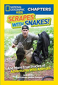 National Geographic Kids Chapters Adventures ebook product image