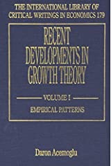Recent Developments in Growth Theory (International Library of Critical Writings in Economics) (2-vol. set) (2004-10-04) Hardcover