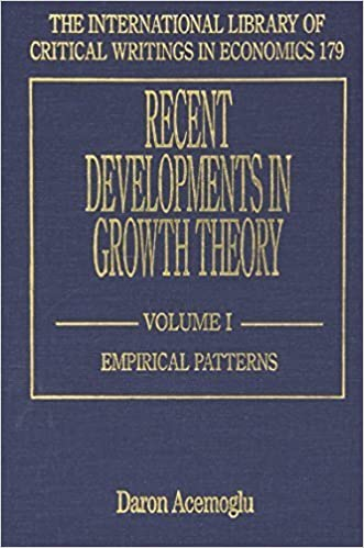 image for Recent Developments in Growth Theory (International Library of Critical Writings in Economics) (2-vol. set) (2004-10-04)