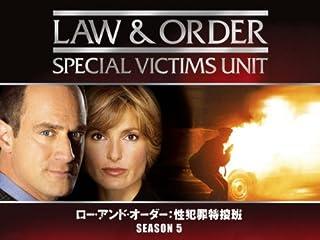 LAW&ORDER/ロー・アンド・オーダー性犯罪特捜班 シーズン5