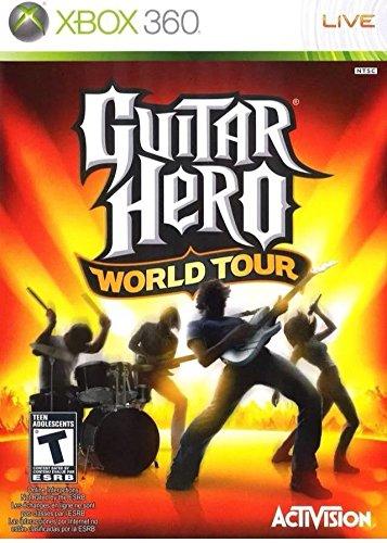 Guitar Hero World Tour - Xbox 360 (Game only)