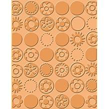 Provo Craft Cuttlebug 37-1136 A2 Embossing Folder, Bloom Dots