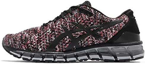 Dirección Relámpago familia  Asics Gel-Quantum 360 Knit 2 Mens Running Trainers T840N Sneakers Shoes (uk  7 us 8 eu 41.5, black classic red stone grey 9023): Buy Online at Best  Price in UAE - Amazon.ae