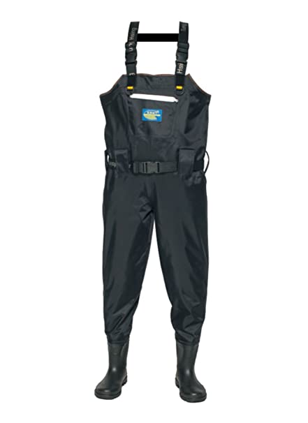 624e3801971 Tung Hsing Lon Fishing Chest Waders for Men with Cleated Bootfoot Hunting  Waders Fishing Overalls Waterproof