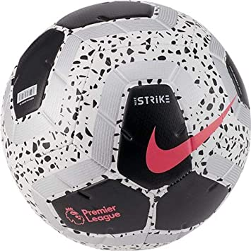 Nike Premier League Strike Balón de fútbol: Amazon.es: Deportes y ...