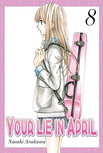 Descargar Libro Your Lie In April, Vol. 8 Naoshi Arakawa