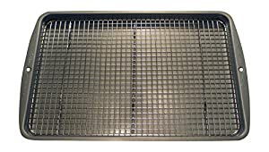 Stainless Steel Cooling Rack Heavy Duty, Commercial, Metal Wire Grid Rack