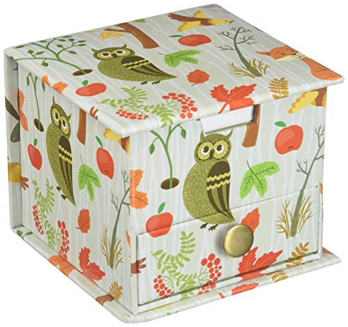 (Woodland Memo Cube)
