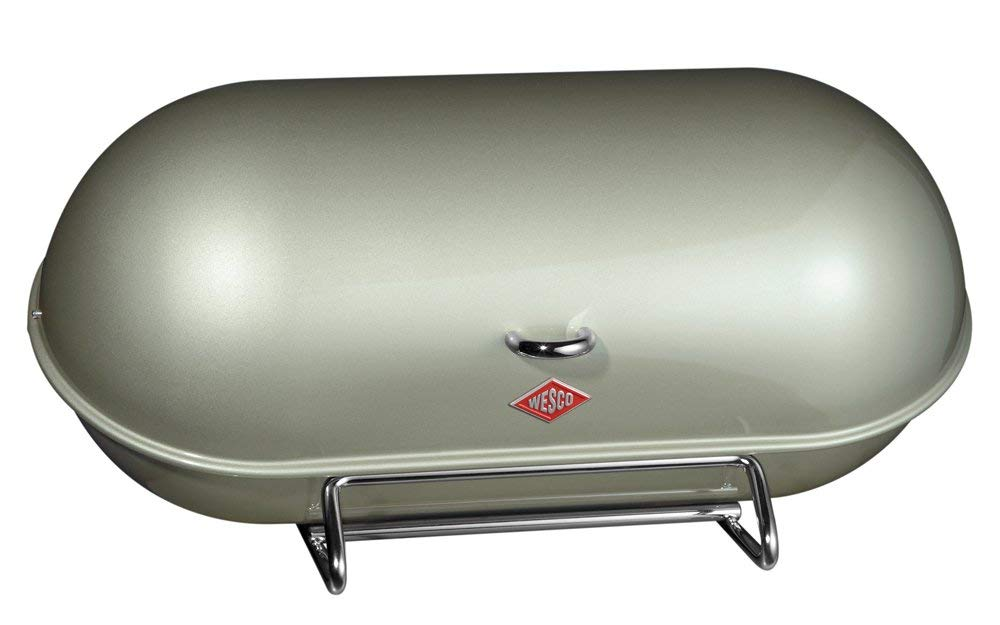 Wesco Outdoor Küchen : Wesco brotkasten breadboy metall silber standard: amazon.de