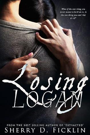 book cover of Losing Logan