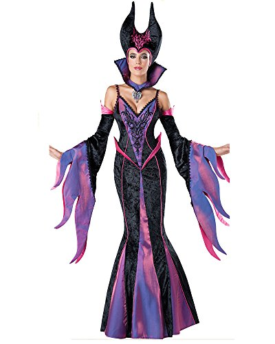 Fashi (Deluxe Evil Queen Costumes)