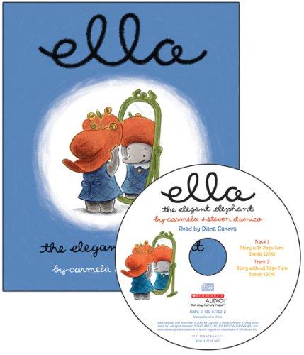 Ella the Elegant Elephant - Audio ()