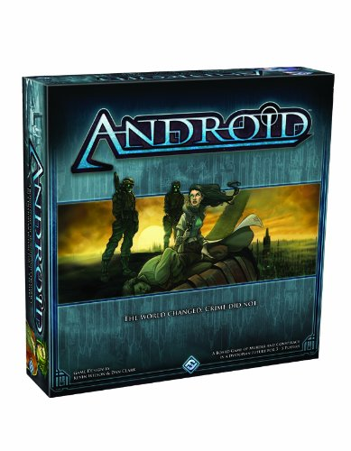 Fantasy Flight Games Android Board Game (Mass Effect 3 Best Ending)