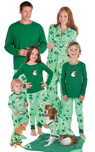 PajamaGram Cotton Matching Family Pajama product image