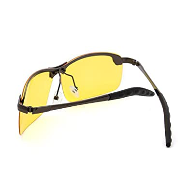 3741566de16 Amazon.com  Cycling night-vision glasses in the night with polarized ...