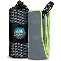 Youphoria Outdoors Microfiber Quick Dry Travel Towel -...