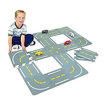 amazon com excellerations road builder set customizable design for