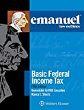 img - for Emanuel Law Outlines for Basic Federal Income Tax book / textbook / text book