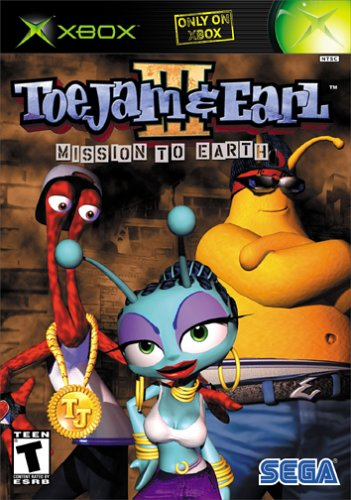 : ToeJam & Earl III: Mission to Earth