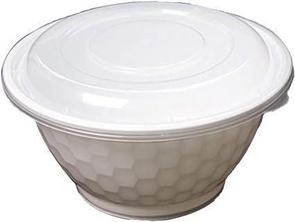 : Boîte à lunch en plastique jetable en forme de