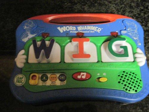 Leap Frog Word Whammer Fridge Phonics Set by Leapfrog Word Whammer (Image #1)