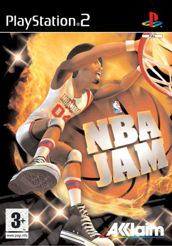 Price comparison product image NBA Jam 2004 (PS2) by Acclaim