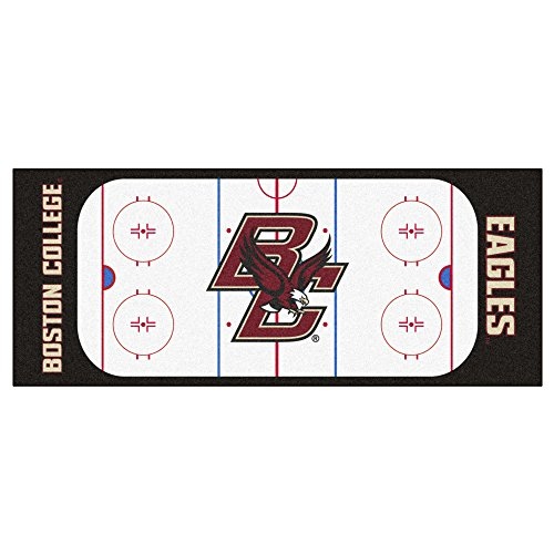 Boston College Floor Mat (FANMATS 19499 Boston College Rink Runner, Team Color, 30
