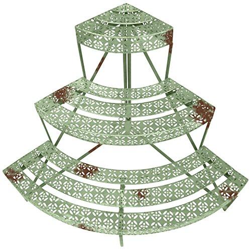 Esschert Design Industrial Heritage Etagere (Round Etagere Rack)
