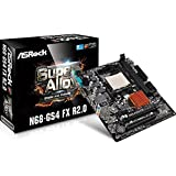 Asrock N68-GS4 FX R2.0 Carte Mère DDR3-SDRAM Nvidia nForce 630 Socket AM3 +