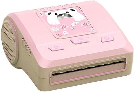 XCUGK Impresora Portatil Mini Bluetooth Impresora De Foto Imagen ...