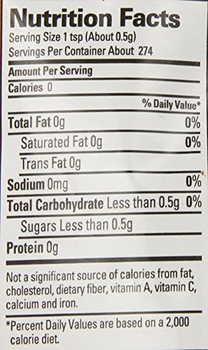 Monk Fruit in the Raw Sweetener, Sugar Substitute, 4.8 Ounce Bag, 2 Pack by Raw Threads (Image #1)'