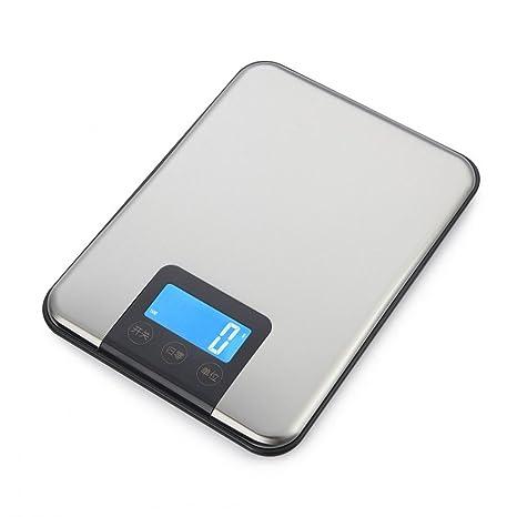 Precision Digital Kitchen Scale5kg/15kg/1g Báscula de cocina electrónica de alta precisión Función