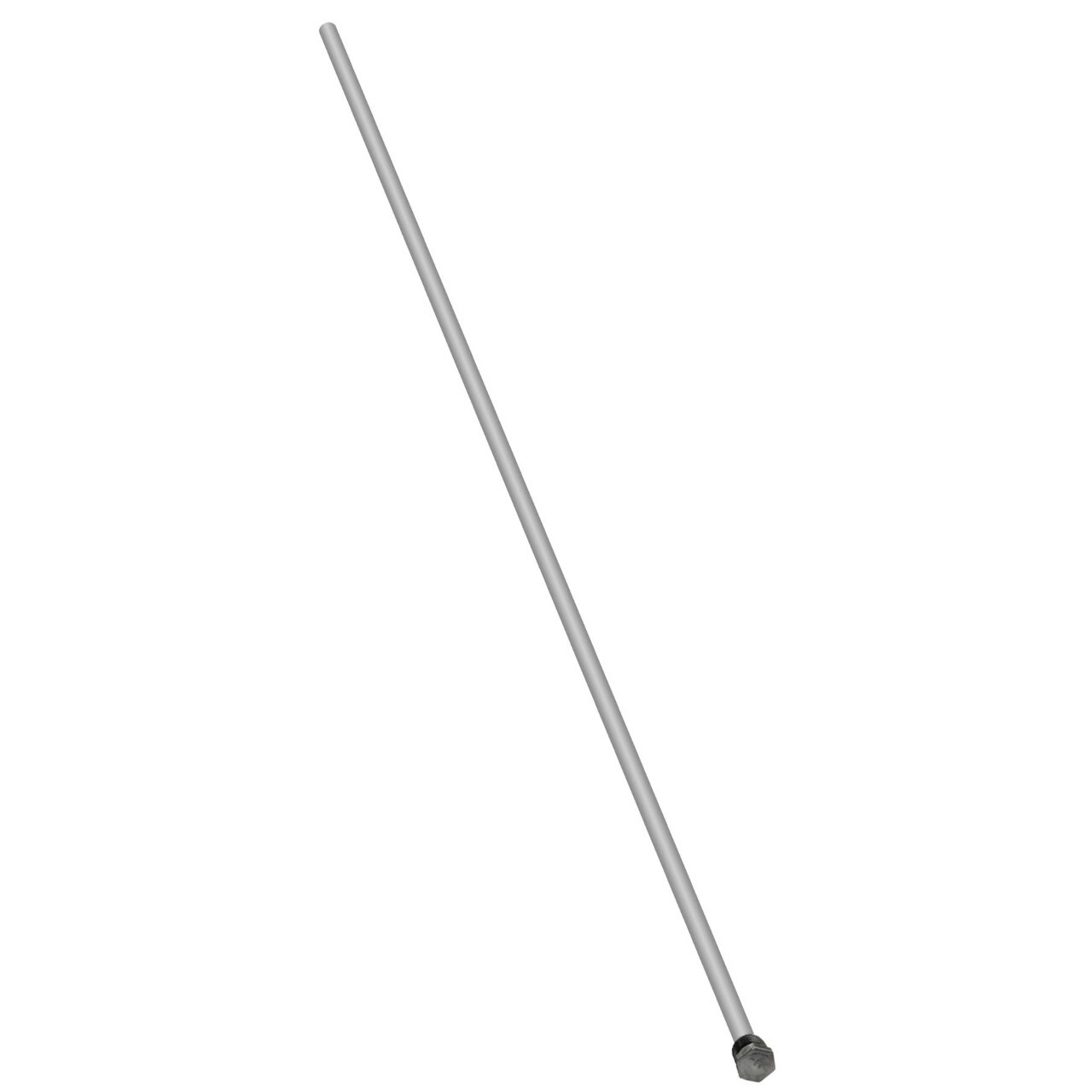 Rheem AP12938 Anode Rod, 0.625-Inch Diameter by 42-Inch long, Aluminum
