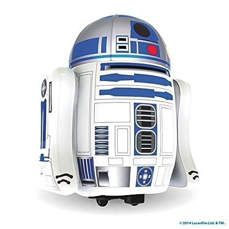Amazon.com: Bladez inflable juguetes R/C star wars R2-D2 ...