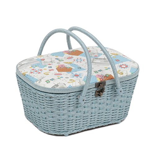 HobbyGift Classic Hamper Sewing Box Sew Special (Hamper Classic)