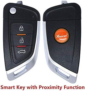 Amazon.com: Keyecu Xhorse VVDI2 - Llave de proximidad ...