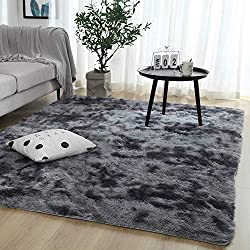 related image of Extra Soft Luxury Fur Indoor Area Rug