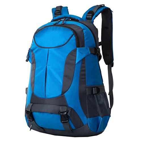 LAIDAYE Bolso Al Aire Libre Bolsas A Granel Bolsas De Deporte Bolsas De Alpinismo Bolsas De Viaje Mochilas Bolsas De Hombro Blue