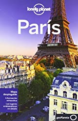 Lonely Planet Paris [With Map]