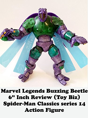review-marvel-legends-buzzing-beetle-6-inch-review-toy-biz-spider-man-classics-series-14-action-figu