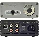 Matrix M-stage HPA-2 (USB)24bit/192kHz USB Headphone Amplifier AMP silver